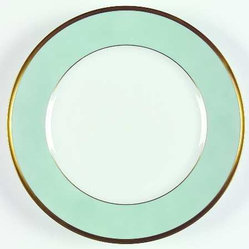 Arc En Ciel-Mint Green (Airain) By Chas Field Haviland