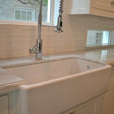 Modern Kitchen Faucets by Booth Builders, Inc.