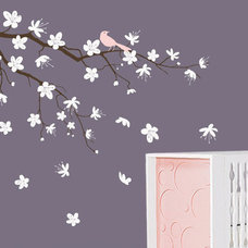 Contemporary Wall Decals by Surface Inspired