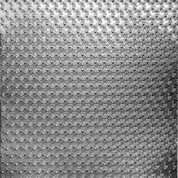 "Decorative Ceiling Tiles - Starship - Aluminum Ceiling Tile - 24""x24"" - #24003 - Find copper, tin, aluminum and more styles of real metal ceiling tiles at affordable prices . We carry a huge selection and are always adding new style to our inventory."