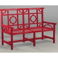 Asian Outdoor Stools And Benches by The Well Appointed House