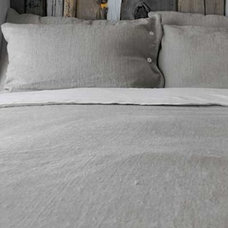 contemporary duvet covers by Rough Linen