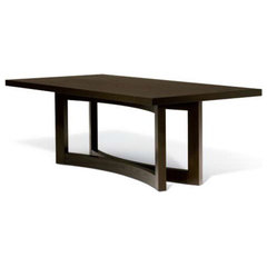 contemporary dining tables by Dennis Miller Associates