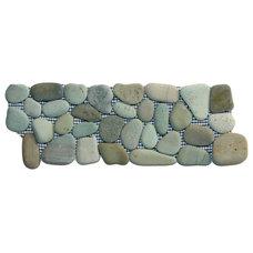 Rustic Accent Trim And Border Tile by Pebble Tile Shop