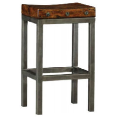 eclectic bar stools and counter stools by HW Home
