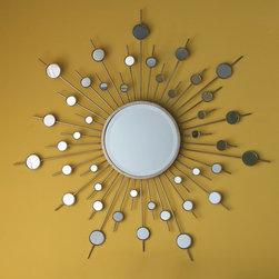Starburst Mirror -