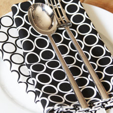 Modern Napkins by Etsy