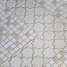 Contemporary Floor Tiles by Pratt and Larson Ceramics