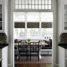 Traditional  by Morgante Wilson Architects