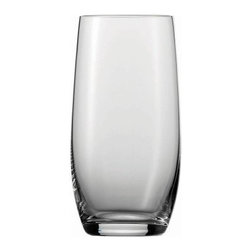 Schott Zwiesel Tritan Banquet Long Drink Glasses - Set of 6 - A glass is more than just a glass when it's the Schott Zwiesel Tritan Banquet Long Drink Glasses - Set of 6. The amazing beauty of the durable, scratch-resistant clear glass makes any drink feel like an elegant indulgence. Fill your bar with style every time you use them.About Fortessa, Inc.You have Fortessa, Inc. to thank for the crossover of professional tableware to the consumer market. No longer is classic, high-quality tableware the sole domain of fancy restaurants only. By utilizing cutting edge technology to pioneer advanced compositions as well as reinventing traditional bone china, Fortessa has paved the way to dominance in the global tableware industry.Founded in 1993 as the Great American Trading Company, Inc., the company expanded its offerings to include dinnerware, flatware, glassware, and tabletop accessories, becoming a total table operation. In 2000, the company consolidated its offerings under the Fortessa name. With main headquarters in Sterling, Virginia, Fortessa also operates internationally, and can be found wherever fine dining is appreciated. Make sure your home is one of those places by exploring Fortessa's innovative collections.