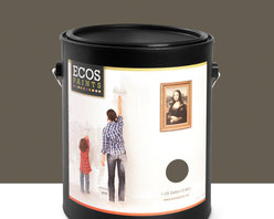 Imperial Paints - Eggshell Wall Paint, Gallon Can, Walnut Shell - Overview: