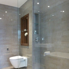 Contemporary Bathroom by Chartered Practice Architects