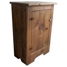 Rustic Kitchen Cabinetry by Hayneedle