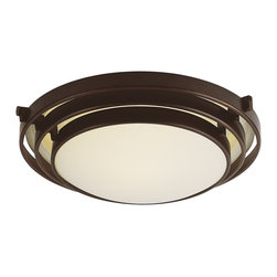 Trans Globe Lighting - Trans Globe Lighting PL-2482 ROB Energy Efficient Indoors Transitional Flush Mou - Trans Globe Lighting PL-2482 ROB Energy Efficient Indoors Transitional Flush Mount Ceiling Light