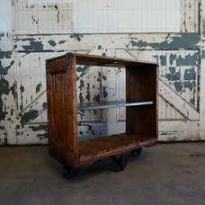 Industrial Storage Units And Cabinets by Irons & Duck