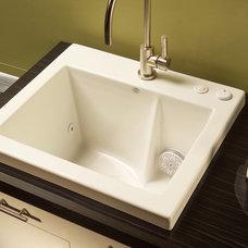 Modern Utility Sinks Jentle Jet Laundry Sink
