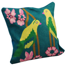 Eclectic Decorative Pillows by Modelli Creations