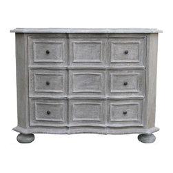 NOIR - NOIR Furniture - Sienna Dresser in Grey - Features:
