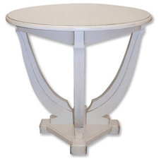 Traditional Side Tables And End Tables by Heaven's Gate Home and Garden, LLC