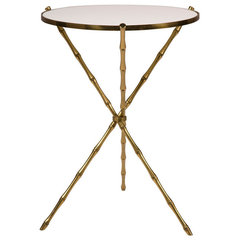 traditional side tables and accent tables by dualmodern.com