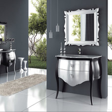 Eclectic Bathroom Vanities And Sink Consoles by Macral Design Corp.