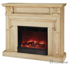 traditional fireplaces by Overstock.com