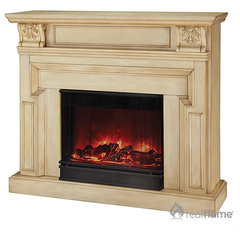 traditional fireplaces by Overstock