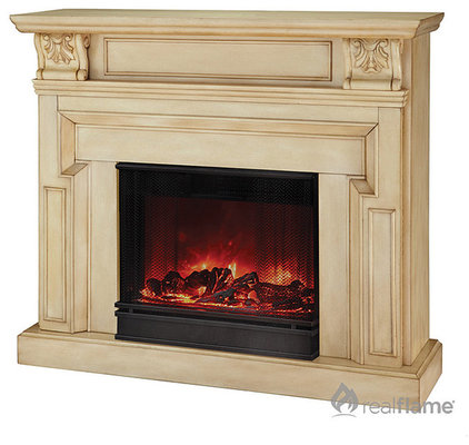 Traditional Indoor Fireplaces by Overstock.com