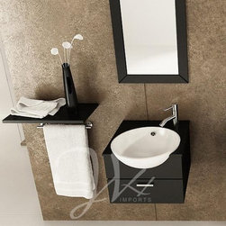 Modern Bathroom Vanities And Sink Consoles -
