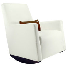 contemporary rocking chairs and gliders by Monte Design