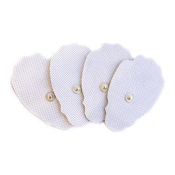 SPT Appliance - Replacement electrode pads for UC-029 (set of - in. L X in. W X in. H ( lbs.)