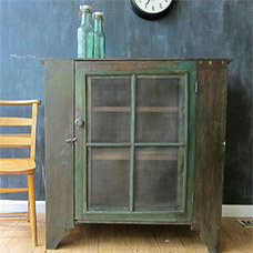 Traditional Pantry Cabinets by Three Potato Four
