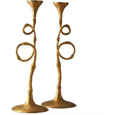 Eclectic Candleholders by Vivre