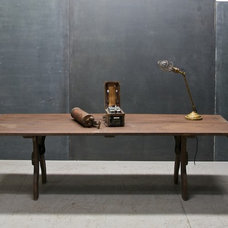 traditional dining tables by Modern50 | Artist Collective & Atelier