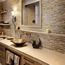 bathroom tile by Marazzi USA