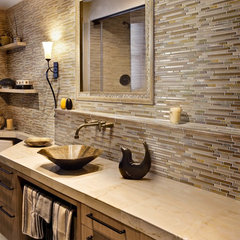 bathroom tile by American Marazzi Tile