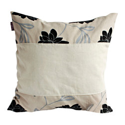 Blancho Bedding - [Dream Champagne] Linen Patch Work Pillow Floor Cushion (19.7 by 19.7 inches) - Aesthetics and Functionality Combined. Hug and wrap your arms around this stylish decorative pillow measuring 19.7 by 19.7 inches, offering a sense of warmth and comfort to home buddies and outdoors people alike. Find a friend in its team of skilled and creative designers as they seek to use materials only of the highest quality. This art pillow by Onitiva features contemporary design, modern elegance and fine construction. The pillow is made to have invisible zippers, linen shells and fill-down alternative. The rich look and feel, extraordinary textures and vivid colors of this comfy pillow transforms an ordinary, dull room into an exciting and luxurious place for rest and recreation. Suitable for your living room, bedroom, office and patio. It will surely add a touch of life, variety and magic to any rooms in your home. The pillow has a hidden side zipper to remove the center fill for easy washing of the cover if needed.
