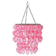 Eclectic Chandeliers by WallPops