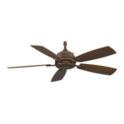 Fanimation Fans - Standard Ceiling Fan by Fanimation Fans - The Fanimation Standard Ceiling Fan, designed by Hubbardton Forge, creates refreshing air circulation and adds an element of design warmth to interior decor. The Standard Fan features three forward and three reverse fan speeds, wood blades, and a motor with a limited lifetime warranty.Fanimation, an acknowledged ceiling fan industry leader, creates and produces refreshingly innovative ceiling fans for a wide variety of venues. Fanimation's founder, Tom Frampton, who began Fanimation in his Indiana garage, travels the world for inspiration.The Fanimation Standard Ceiling Fan is available with the following:Details:Five wood bladesTR20 hand-held remote control with wall mountSwitch cup receiverThree forward and three reverse speedsCeiling canopy is suitable for installation on flat ceilings and ceilings with up to a 30 degree slopeOne 6 in. downrod54 in. overall diameter15 degree blade pitch80 in. lead wiresLimited lifetime motor warrantyUL Listed for dry locationsOptions:Finish and Blade: Dark Smoke with Slate Wood Blades or Mahogany with Coffee Wood Blades (shown).Sold Separately:C21 Wall Control.Additional downrod lengths.Slope Ceiling Hanger Ball SCB152.Shipping:Orders placed by 11am PT Monday - Friday will ship within 24 hours. Orders received after 11am PT will ship next day. Orders received after 11 am on Friday through Sunday will ship the following Monday.   This item is available only in the US.