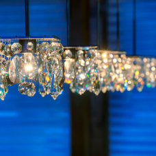 Eclectic Chandeliers by Escent Lighting