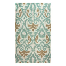 NuLoom - NuLoom Barcelona Byzantine, Beige, 6'x9' Rug - This Hand Tufted rug would make a great addition to any room in the house. The plush feel and durability of this rug will make it a must for your home. Free Shipping - Quick Delivery - Satisfaction Guaranteed