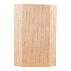 Hardware Resources - TB4-ALD Plain Traditional Transition Block - Plain Traditional Transition Block by Hardware Resources