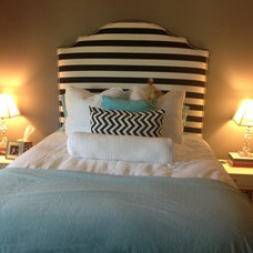Modern Headboards by Love Shack Designs