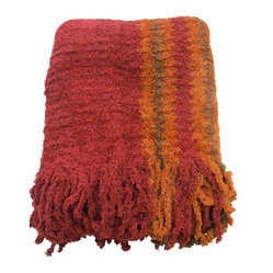 Cabana Throw, Autumnal