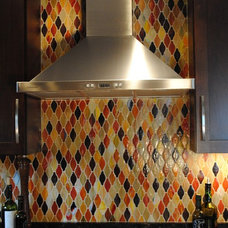 Contemporary Range Hoods And Vents by Sterling Kitchen & Bath