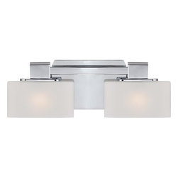 Quoizel - Quoizel UPTA8602 Uptown 3rd Ave 2 Light Vanity Light - Features: