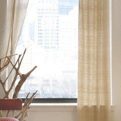 contemporary curtains by ABC Carpet & Home