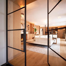Modern Interior Doors by Exclusive Steel