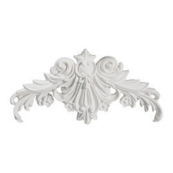 uDecor - OR-5645 Ornamental - Accent features are manufactured with a dense architectural polyurethane compound (not Styrofoam) that allows it to be very durable and 100% waterproof. These corbels are delivered pre-primed for paint. It is installed with architectural adhesive and/or finish nails. It can also be finished with caulk, spackle and your choice of paint, just like wood or MDF. A major advantage of polyurethane is that it will not expand, constrict or warp over time with changes in temperature or humidity. It's safe to install in rooms with the presence of moisture like bathrooms and kitchens. This product will not encourage the growth of mold or mildew, and it will never rot.