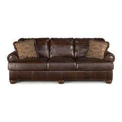 Axiom Sofa - Living Spaces